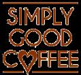 Simply Good Coffee logo